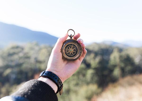 Beitragsbild Kompass